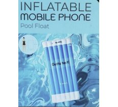 Inflatable phone lilo