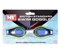 SWIMMING GOOGLES BRITISH STANDARD TESTED