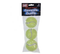 ROYAL COURT PACK OF 3 TENNIS BALLS