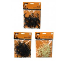 Spooky Creepy Crawlies 3 Assorted