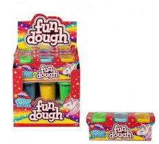 3 PACK GLITTER DOUGH