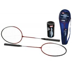 2 Player Pro Badminton Set In Carry Bag