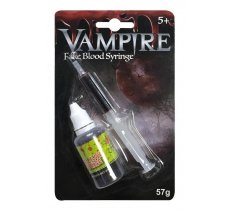 FAKE BLOOD SYRINGE 57g
