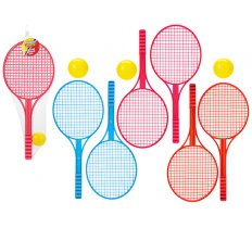 51 x22.5CM DELUXE TENNIS SET WITH BALL