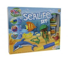 PLAY DOUGH SEALIFE DOUGH TASTIC SET