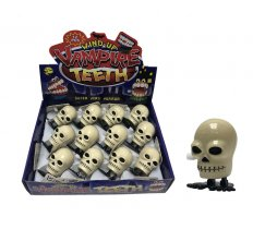 WIND UP SKULL 3 ASSORTED