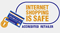 Internet Shopping is Safe - Accepted Retailer